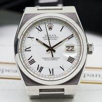 Rolex 17000 Oyster Quartz White Roman Dial / SS (25896)