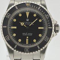 Rolex Submariner 5513 - 1971 - Full Set