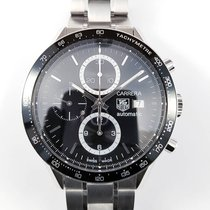 TAG Heuer Carrera Calibre 16 41mm CV2010.BA0794 steel black