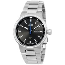 Oris Williams F1 Automatic Black Dial Stainless Steel Men'...