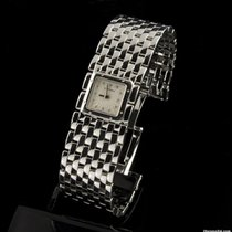 Cartier PANTHERE RUBAN ORO BLANCO LADY ESFERA BRILLANTES