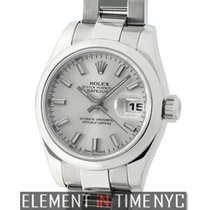 Rolex Datejust Lady Stainless Steel 26mm Silver Index Dial...