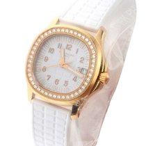 Patek Philippe 5068 Aquanaut Luce with Diamond Bezel