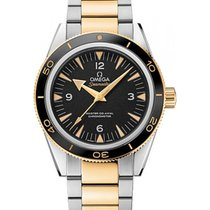 Omega 233.20.41.21.01.002 Seamaster 300 Master Co-Axial 41mm...