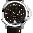 Panerai Luminor 1950 8 Days GMT Monopulsante Chrono Mens Watch