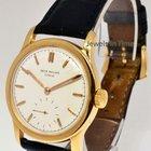 Patek Philippe Rare Vintage 18k Rose Gold Mens 18J Watch 2449R
