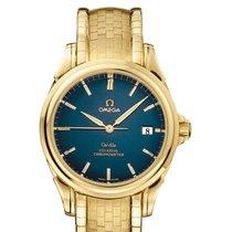 Omega De Ville Co-Axial Cronómetro Oro amarillo 4131.81.00