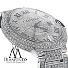 Cartier Diamond Cartier Ballon Bleu W69012z4 Automatic Watch...