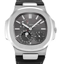Patek Philippe Men's  & Co. Nautilus Watch 5712 G