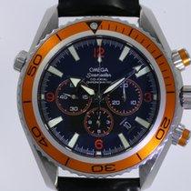 Omega Seamaster Planet Ocean Coaxial
