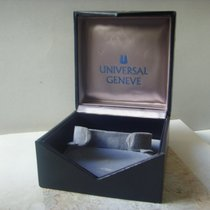 Universal Genève Original & very Rare Compax Nina Rindt Box