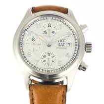 IWC Pilot Chronograph Flieger Automatic Day Date 39mm ref.3706