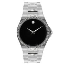 Movado Luno Men's Watch in Stainless Steel 84 E7 1850