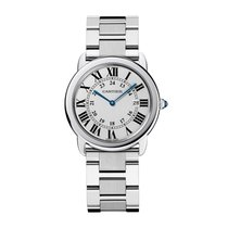 Cartier Ronde Quartz Mens Watch Ref W6701005