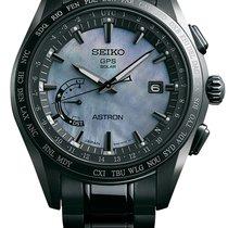 Seiko Astron Limited Edtion Black PVD