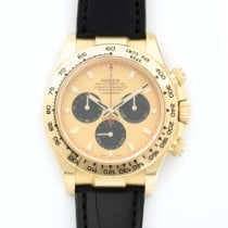 Rolex Yellow Gold Cosmograph Daytona Paul Newman Ref. 116518