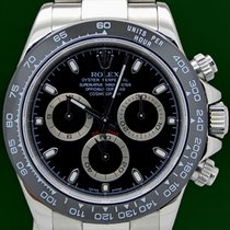 Rolex Daytona Cosmograph 116500/116520 Ceramic Black Dial B&P