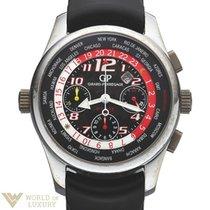 Girard Perregaux WW.TC Chronograph F1 053 Titanium Rubber...