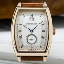 Breguet 5480BA/12/996 Heritage Big Date 18K Rose Gold (25071)