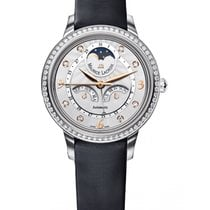 Maurice Lacroix Starside Eternal Moon Stainless Steel Automati...