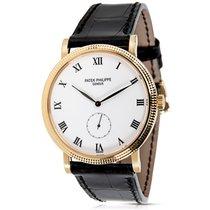 Patek Philippe Calatrava 3919J-001 Men's Watch in 18K...