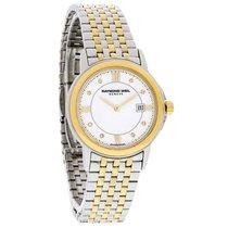 Raymond Weil Tradition Ladies Diamond Quartz Watch 5966-STP-00995