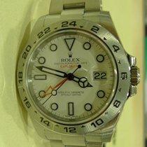 롤렉스 (Rolex) ROLEX EXPLORER II WHITE DIAL 216570