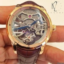 Ulysse Nardin Skeleton Tourbillon Manufacture Rose Gold