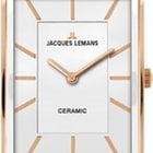 Jacques Lemans York 1-1594F Uhr Mit Keramikelementen