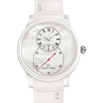 Jaquet-Droz Grande Seconde Ceramic mother-of-pearl