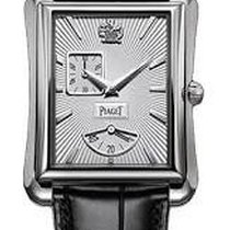 Piaget Emperador White Gold Mens Watch