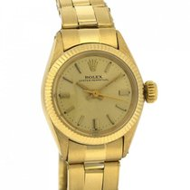 Rolex Lady yellow gold  6509