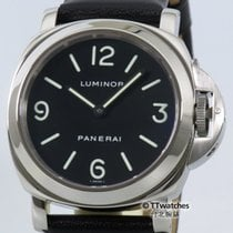 Panerai Luminor Base PAM 112 E Series First Production