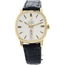 Hamilton Men's Hamilton Masterpiece 10K Yellow Gold...