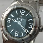 Ebel Authentic Type E Stainless Steel 9157C11