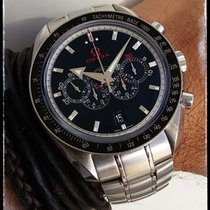 Omega Speedmaster Olympic co-axial + steel band full set 2011