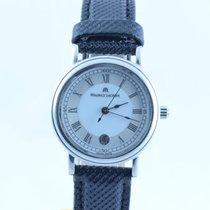 Maurice Lacroix Miros Quartz Damen Uhr Top Zustand 28mm