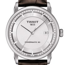 Tissot Luxury Automatic Gent Powermatic Silver Dial G