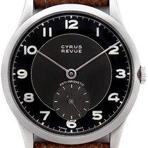 Cyrus - Revue Mans Wristwatch Antimagnetic