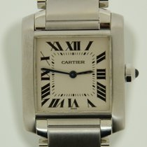 Cartier Tank Francaise MM