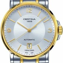 Certina DS Caimano C017.407.22.037.00 Herren Automatikuhr...