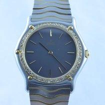 Ebel Classique Wave Herren Uhr 37mm Stahl/750 Klassisch 2...