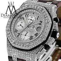 Audemars Piguet Royal Oak Offshore Chronograph Diamonds Luxury...