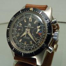 Ollech & Wajs chronograph diver vintage