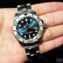 勞力士 (Rolex) 116622 Sunray Blue Dial Yacht Master 40mm