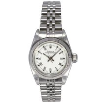 Rolex Oyster Perpetual Non-Date Stainless Steel 67230 (none date)