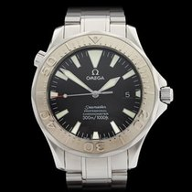 Omega Seamaster Stainless steel/18k white gold Gents 2230500