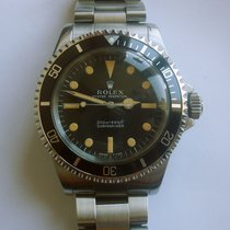 Rolex Submariner No Date 5513 Meter First Dial