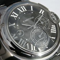 Cartier Ballon Bleu W6920052 Mens Steel Large Chronograph...