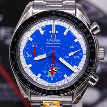 "Omega Speedmaster ""kart Racing"" Blue Chronograph 38mm Automati..."